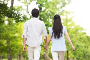 結婚相談所ひまわりブーケの成婚までの流れの交際の写真